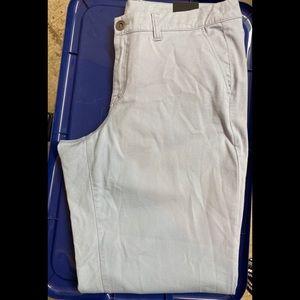 NWT pale blue Lane Bryant pants